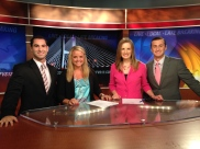 KFVS12 Internship with the weekend anchors